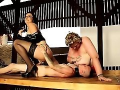 SBBW and a Chubby torturing...